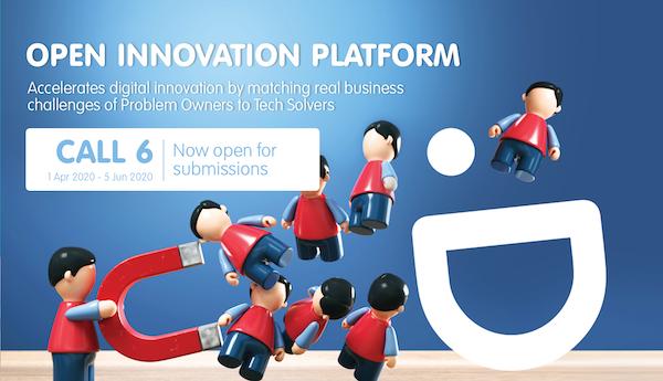 Open Innovation Platform Call 6