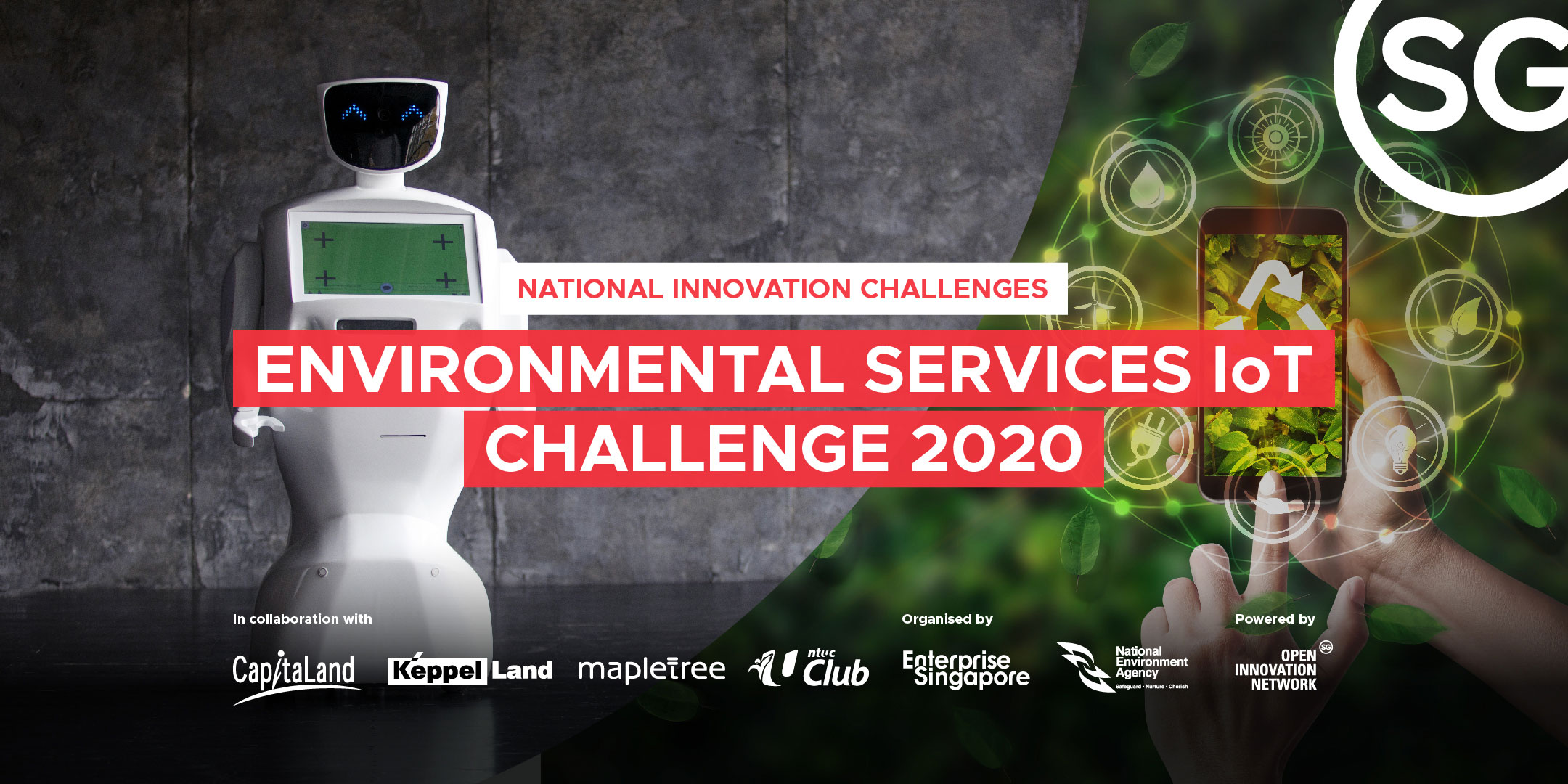 Environmental Services IoT Challenge