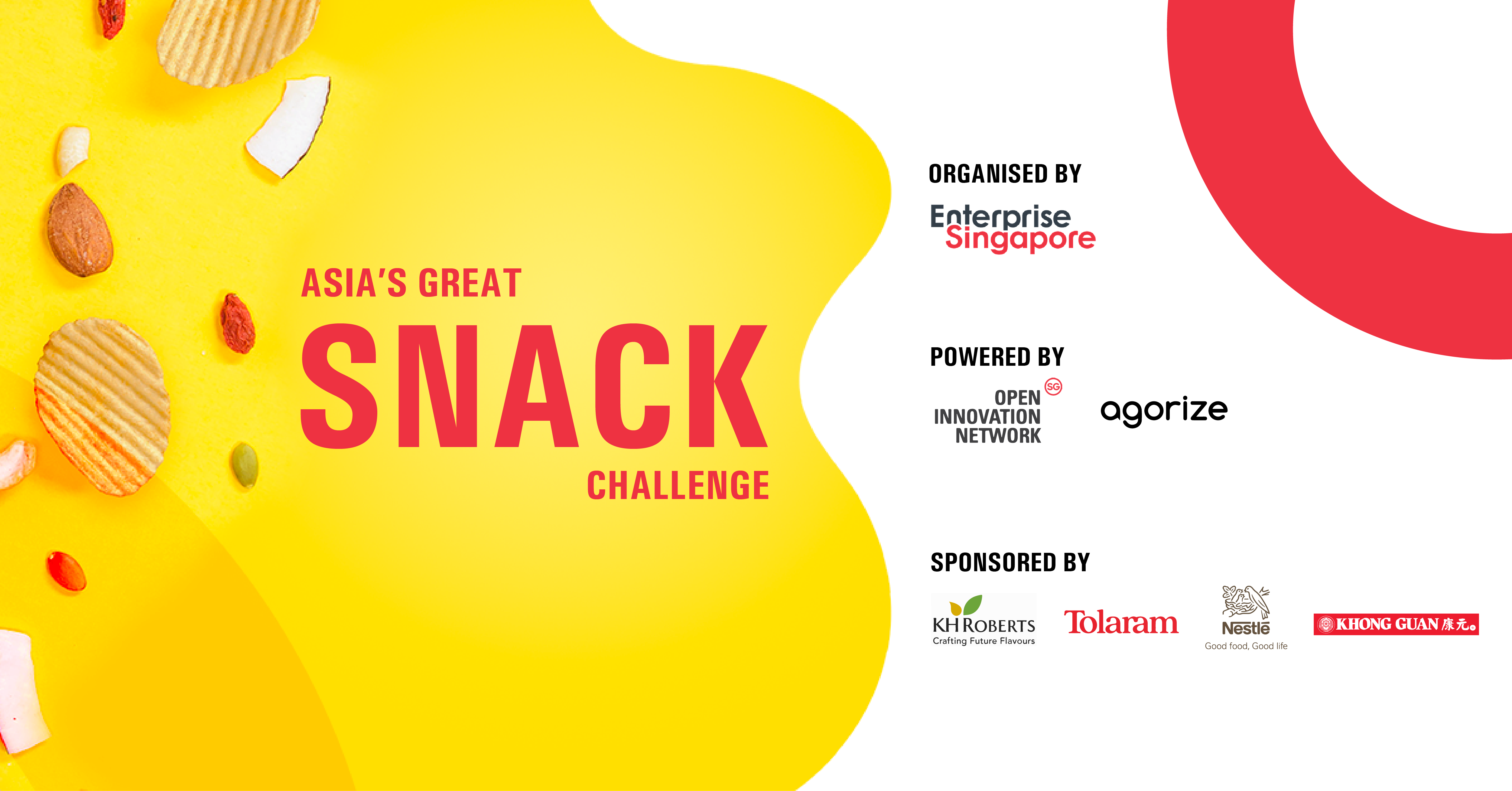 Asia's Great Snack Challenge