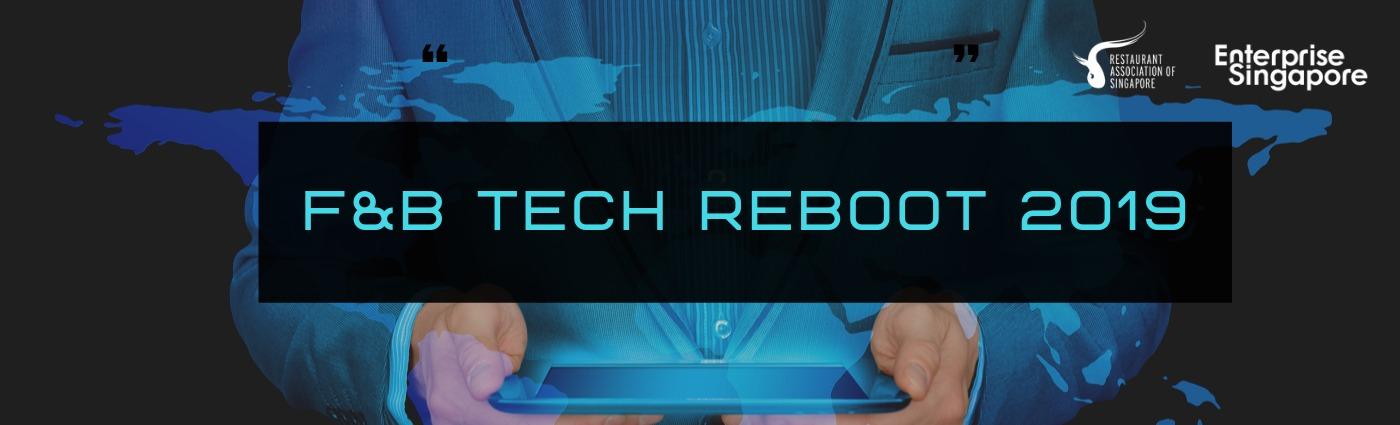 F&B Tech Reboot