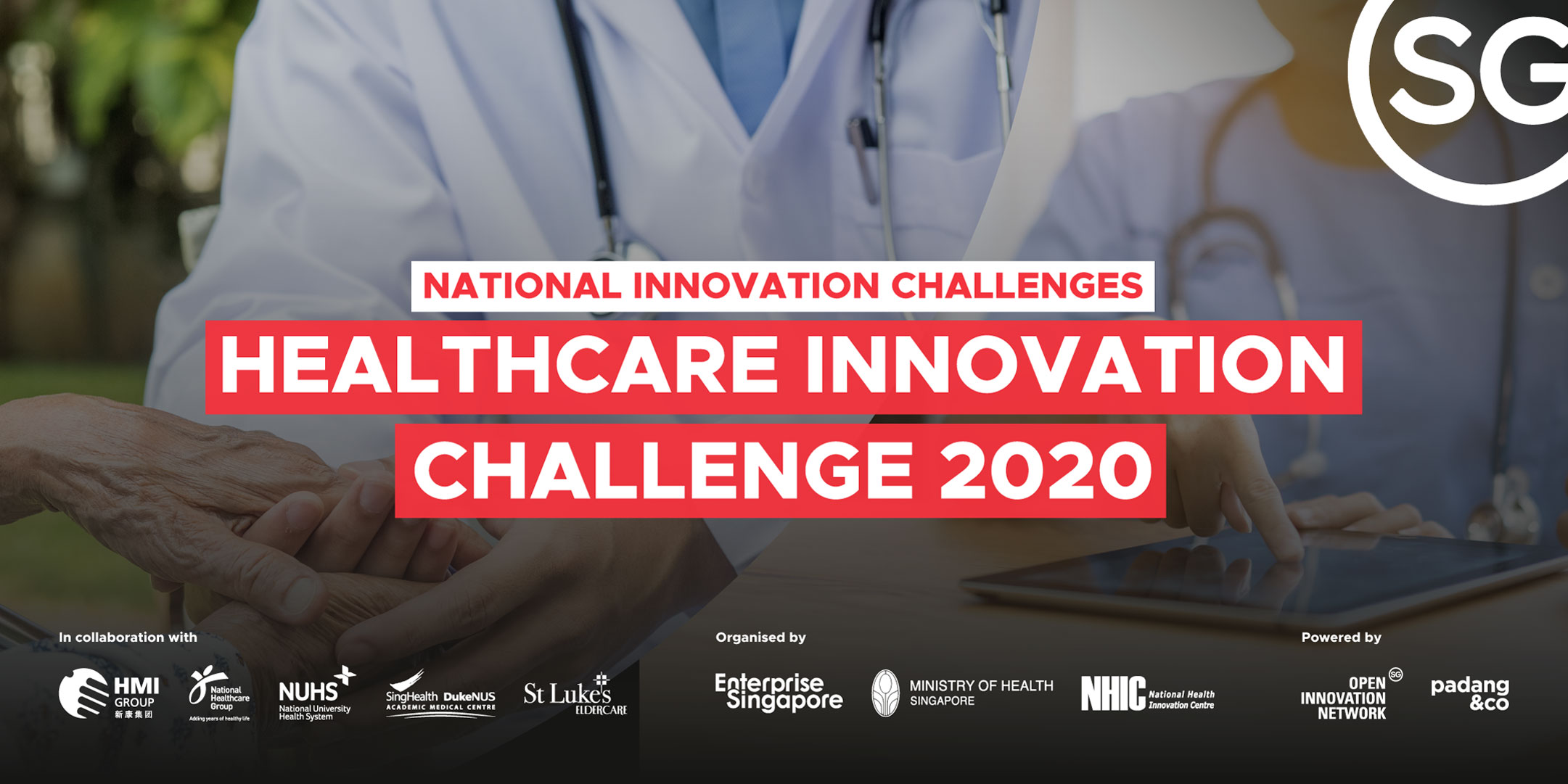 Healthcare Open Innovation Challenge 2020 - Enterprise Track