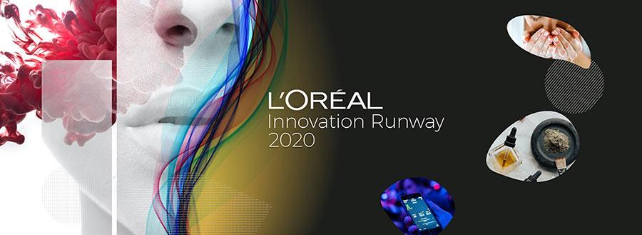 L'Oréal Innovation Runway 2020