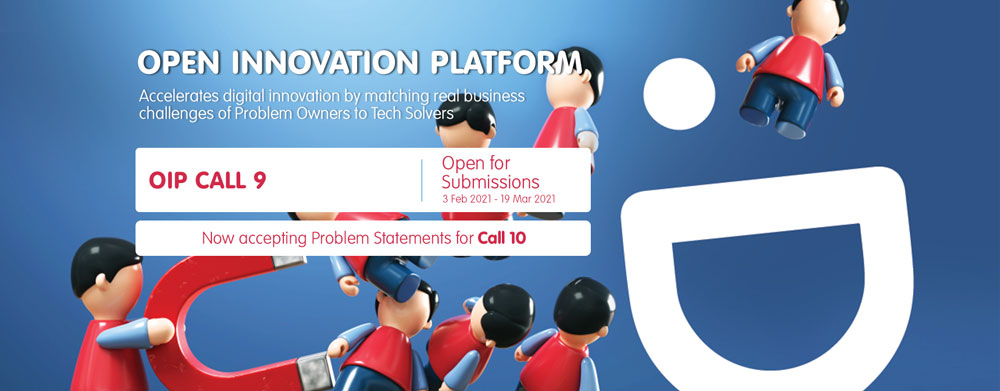 Open Innovation Platform Call 9
