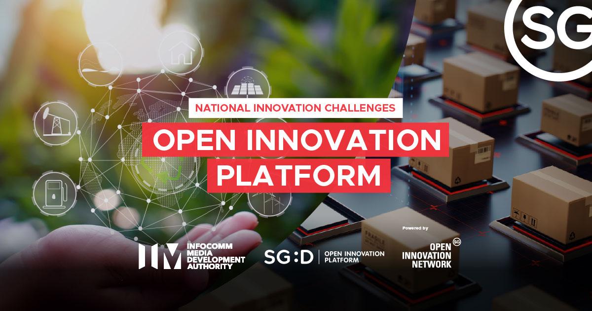 IMDA Open Innovation Challenges (NIC October)