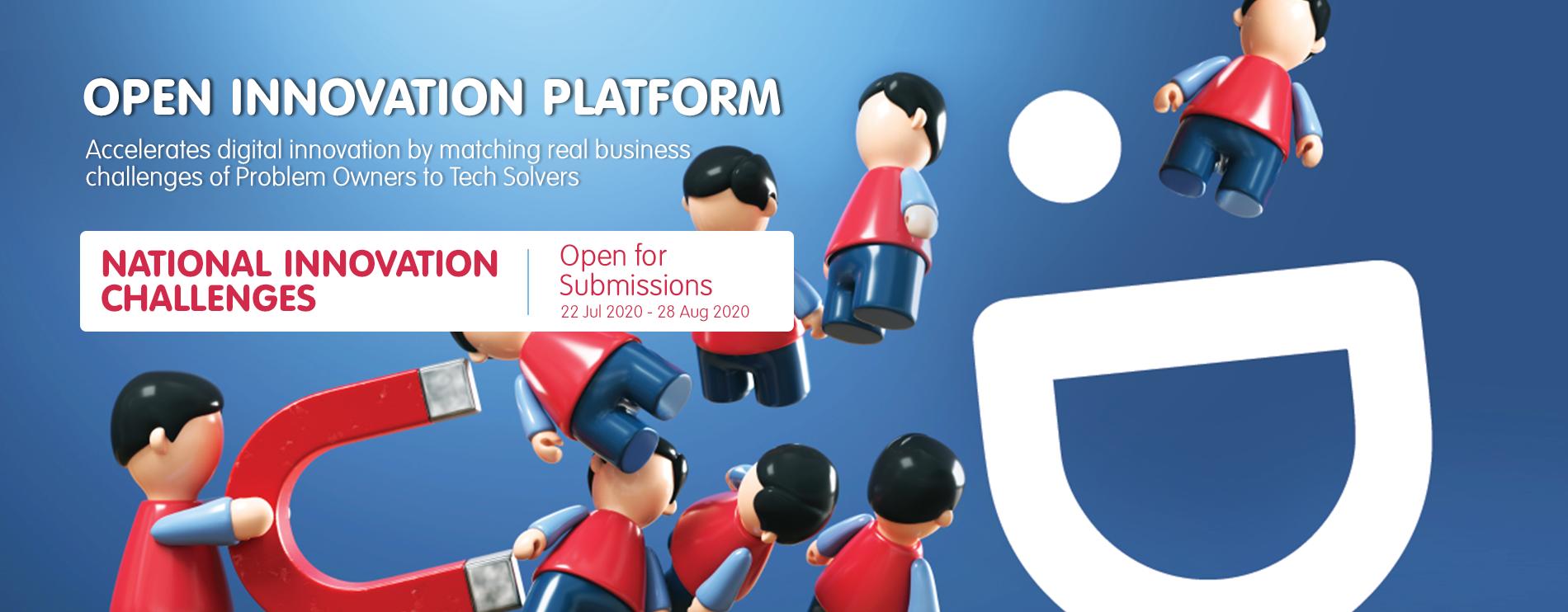 IMDA Open Innovation Challenges (NIC July)