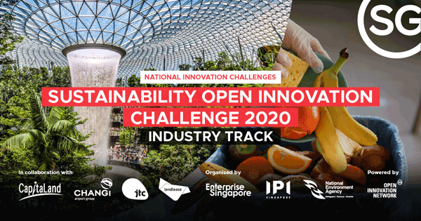 Sustainability Open Innovation Challenge 2020 - Industry Track
