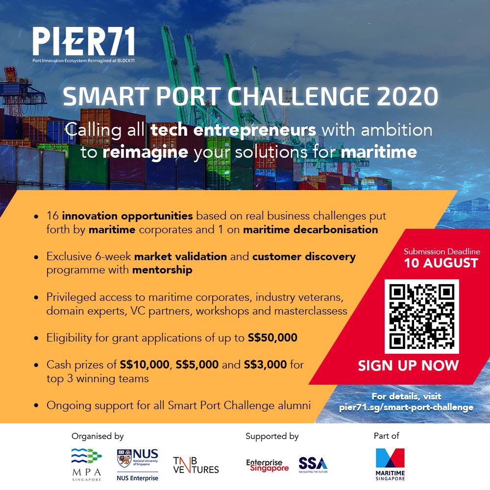 Smart Port Challenge 2020