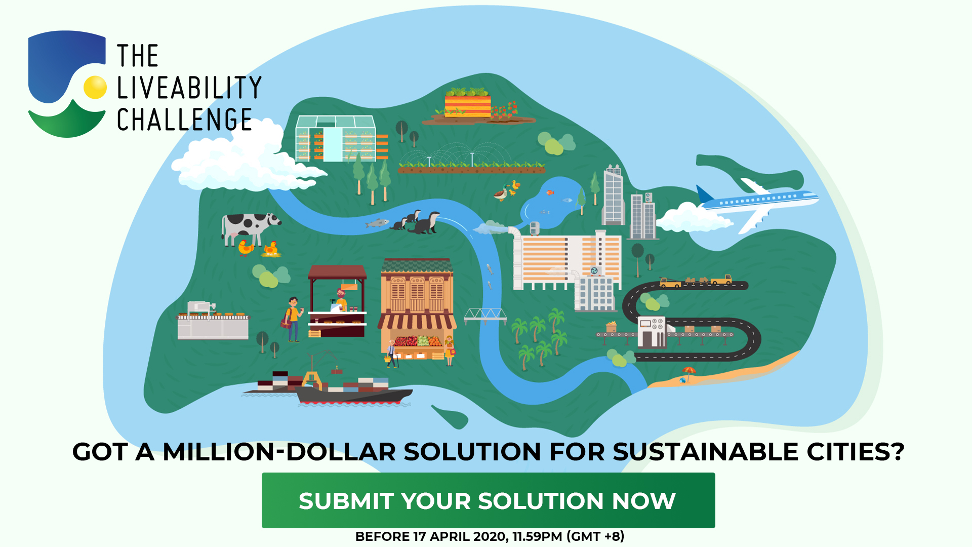 The Liveability Challenge 2020
