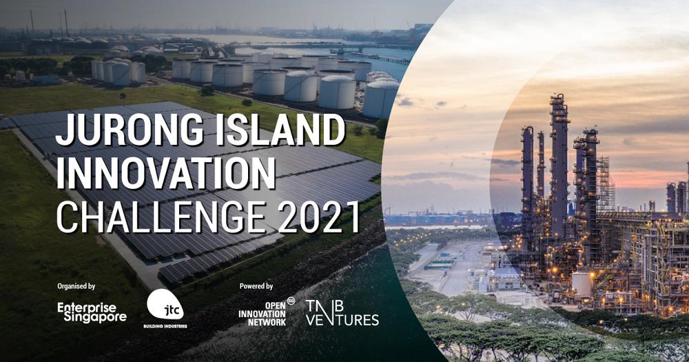 Jurong Island Innovation Challenge 2021