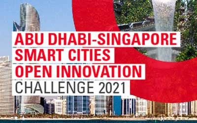 Abu Dhabi-Singapore Smart Cities Open Innovation Challenge 2021