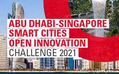 Abu Dhabi-Singapore Smart Cities Open Innovation Challenge 2021