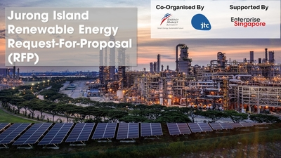Jurong Island Renewable Energy Request-For-Proposal (RFP)