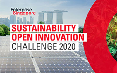 Sustainability Open Innovation Challenge 2020 - Enterprise Track