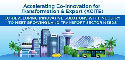 """Accelerating Co-Innovation for Transformation & Export (""""Xcite"""") Innovation Call"""